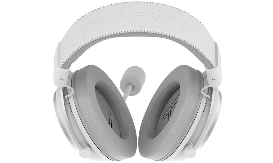 SPC Gear VIRO and VIRO Plus ONYX White Gaming Headsets
