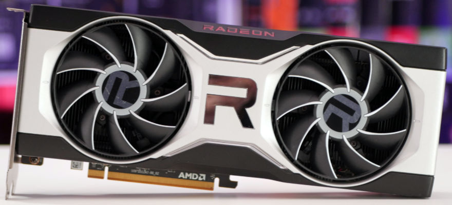 AMD RADEON RX 6700 XT fans