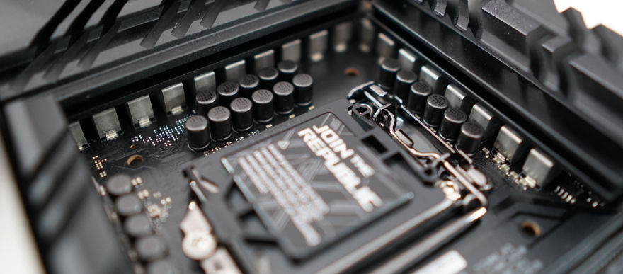 ASUS ROG MAXIMUS XIII EXTREME Motherboard power phases