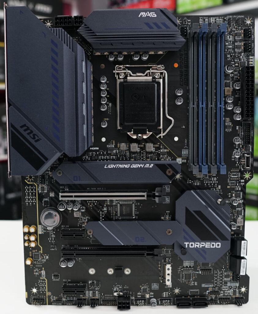 MSI MAG Z590 TORPEDO Motherboard