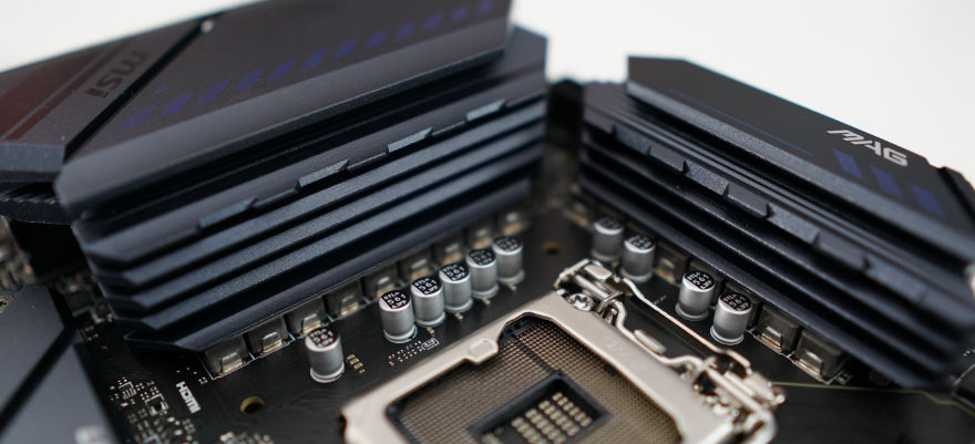 MSI MAG Z590 TORPEDO Motherboard power phases
