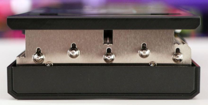 PowerColor HellHound RX 6700 XT back