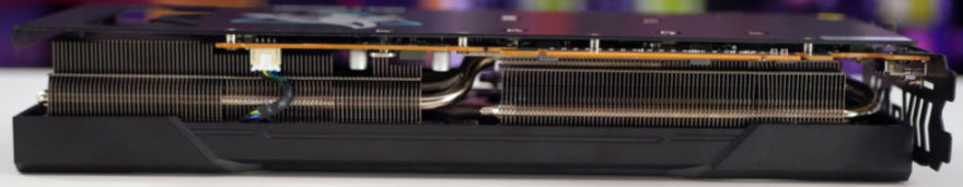 PowerColor HellHound RX 6700 XT side