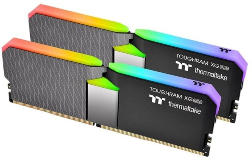 Thermaltake ToughRAM XG RGB DDR4 Memory 1
