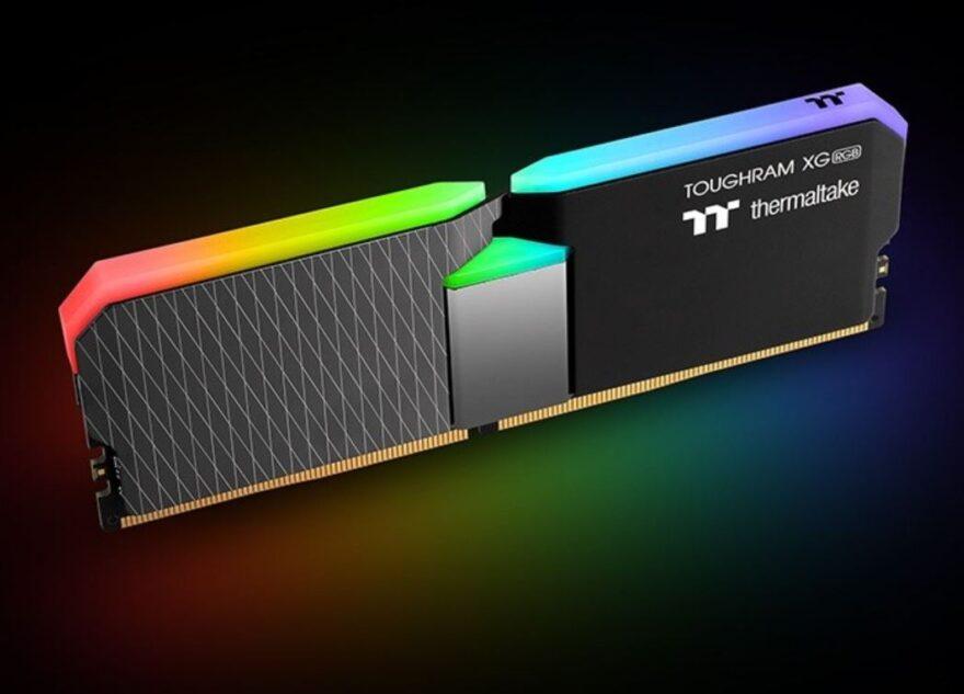 Thermaltake ToughRAM XG RGB DDR4 Memory 3
