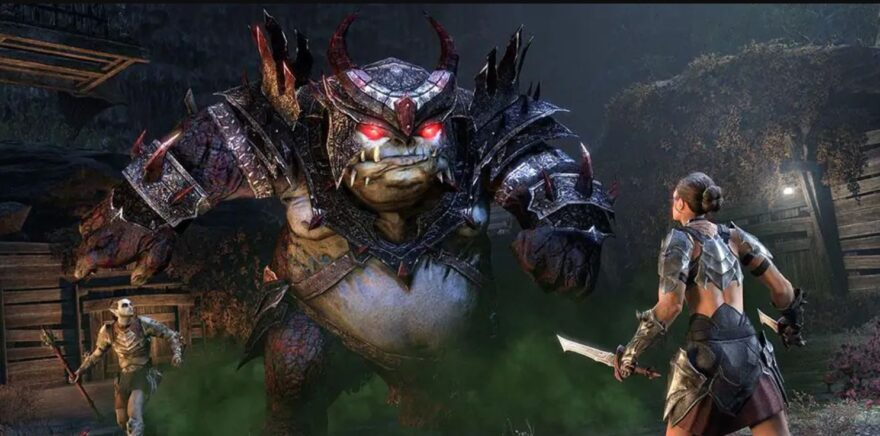 ESO: Flames of Ambition Gameplay Trailer Released