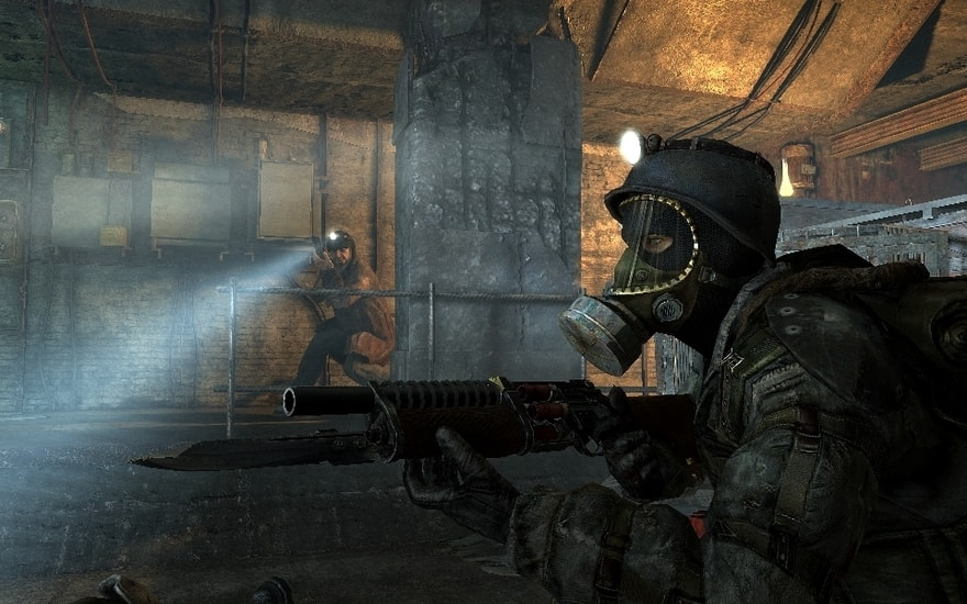 Metro 2033 Free on Steam Right Now!