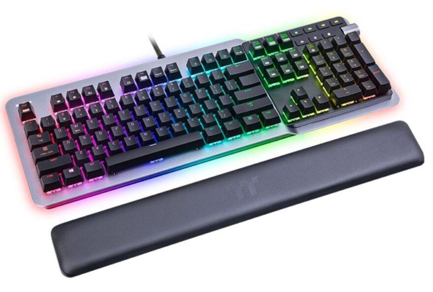 Thermaltake ARGENT K5 RGB Mechanical Gaming Keyboard Review