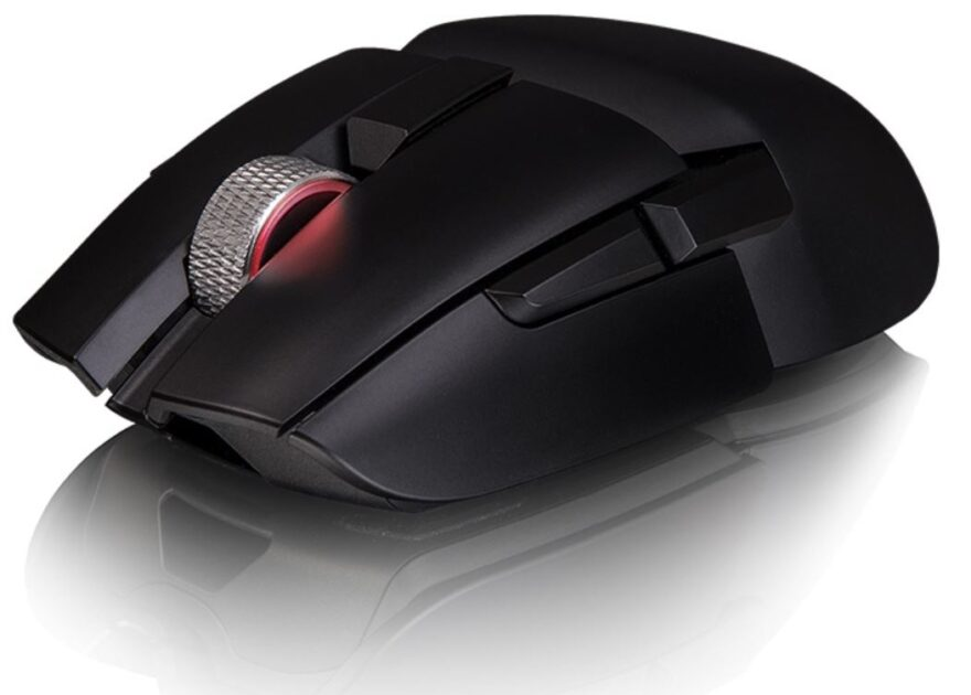 ARGENT M5 Wireless RGB Gaming Mouse Review