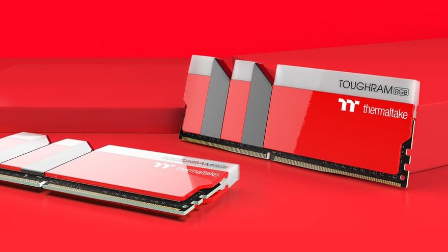Thermaltake ToughRAM RGB  XG & Metallic Kits Revealed