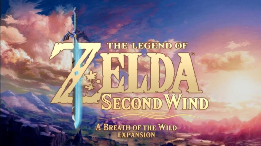 """Incredible Breath of the Wild """"Second Wind"""" Mod Released"""