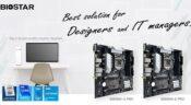 Biostar B560MX-E PRO/B560MH-E PRO Motherboards