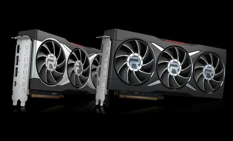 AMD Radeon RX 6800 XT Midnight Black Edition