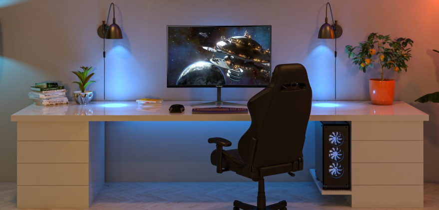 ViewSonic VX18 gaming monitors