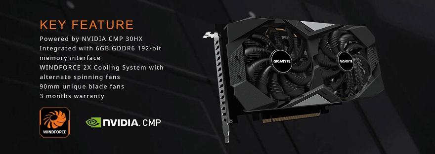 Gigabyte CMP 30HX