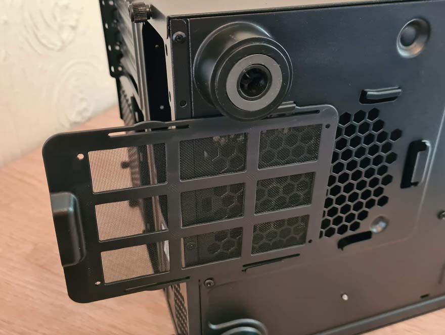 11 Chieftec Pro Cube CI 02B OP psu filter