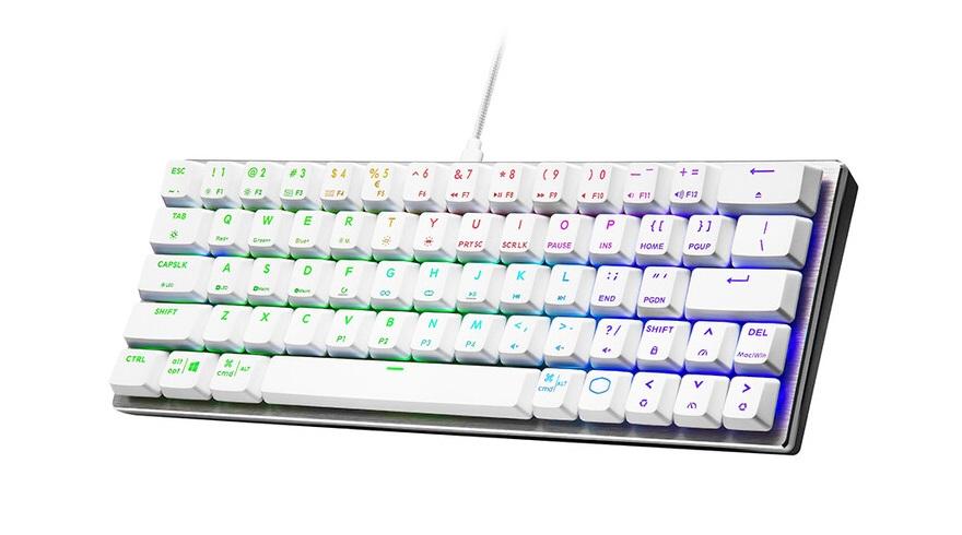 Cooler Master SK620 wired gaming keyboard