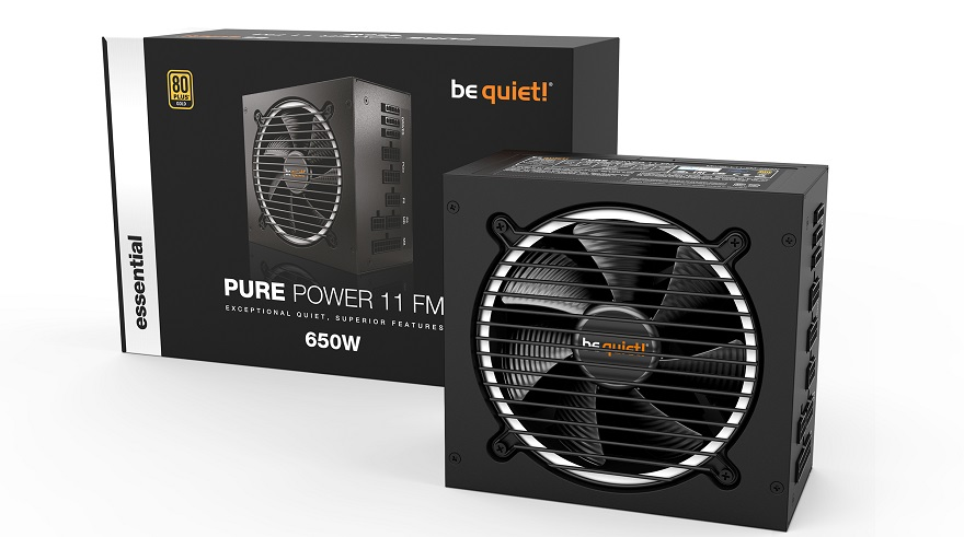 be quiet! PURE POWER 11 FM 650W