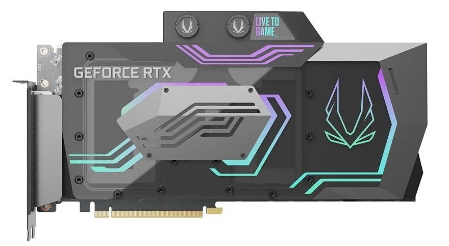 Zotac ArcticStorm GeForce RTX 3090 GPU