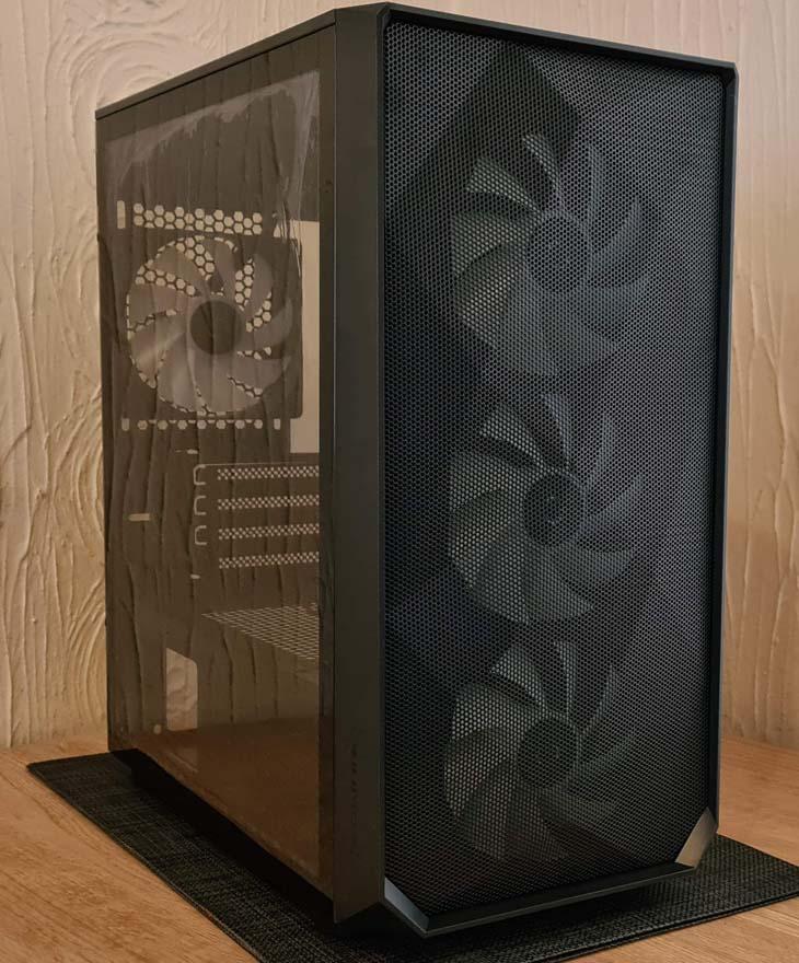 Tecware Forge M High-Airflow Micro-ATX Case Review