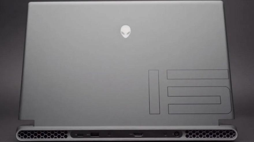 Alienware M15 R5 amd