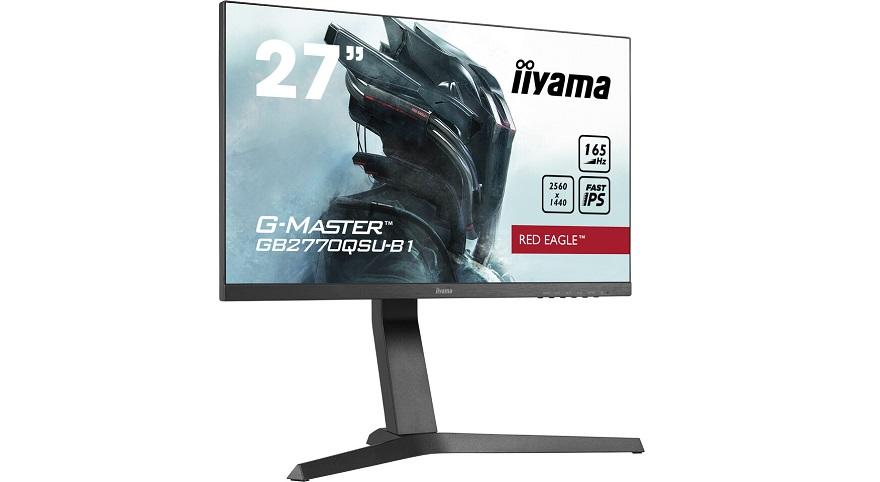 iiyama GB2770QSU Gaming Monitor