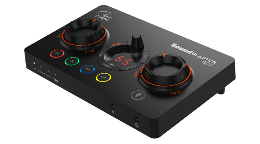 Creative Sound Blaster GC7 Gaming DAC and Amp