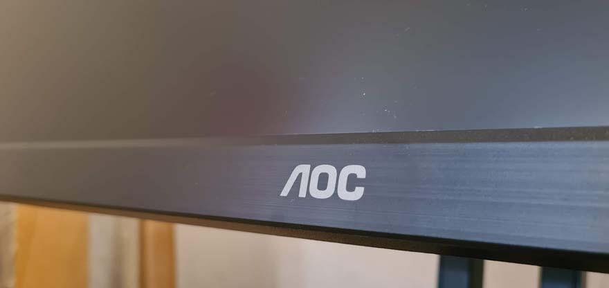 """AOC 27P2C 27"""" KVM IPS Monitor Review"""