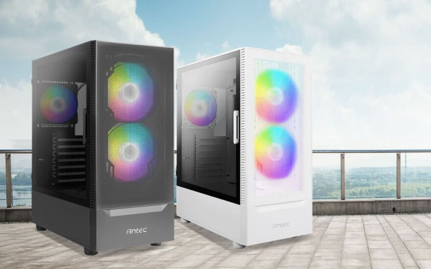 Antec NX410 Mid-Tower Case Review