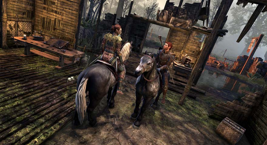 ESO Blackwood Expansion & Update 30 Detailed