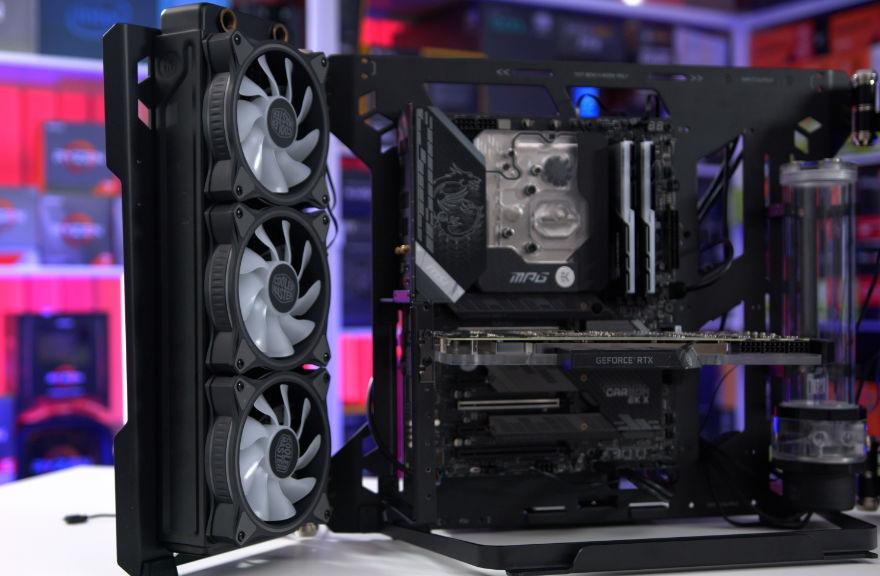 Cooler Master MasterFrame 700 hardware
