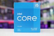 Intel Core i5 11400f CPU box