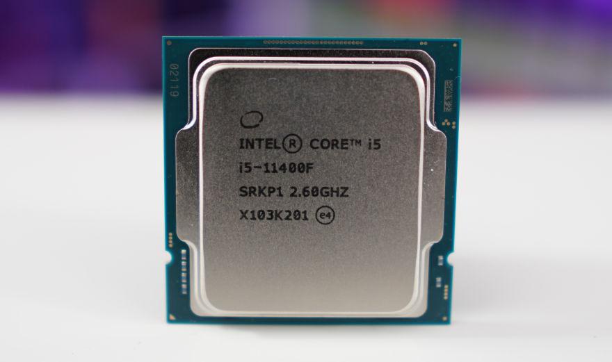 Intel Core I5-11400F CPU