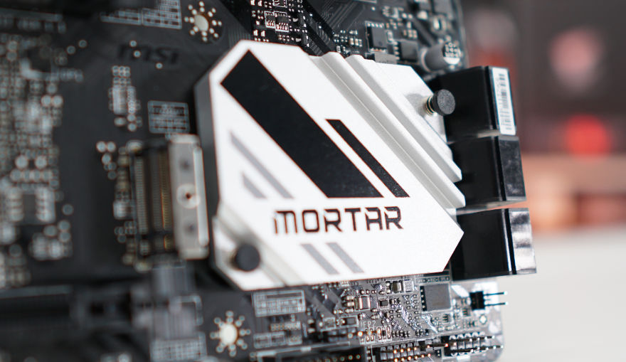 MSI MAG B560M MORTAR WIFI Motherboard featured