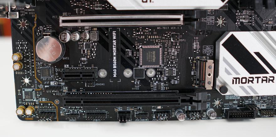 MSI MAG B560M MORTAR WIFI Motherboard random image