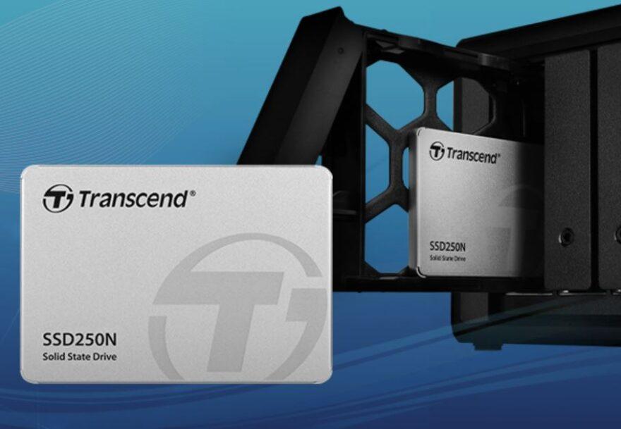 "Transcend Reveal Latest SSD250N 2.5"" NAS SSD"