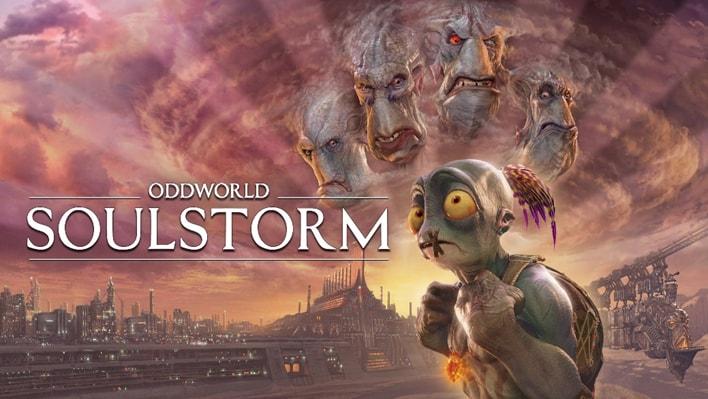 Oddworld: Soulstorm Launches Tomorrow!
