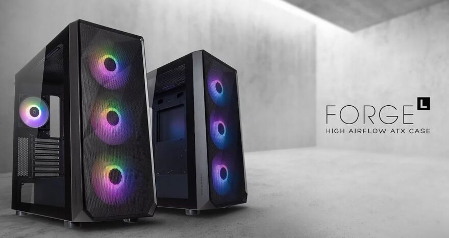 Tecware Forge L High-Airflow ATX Case Review