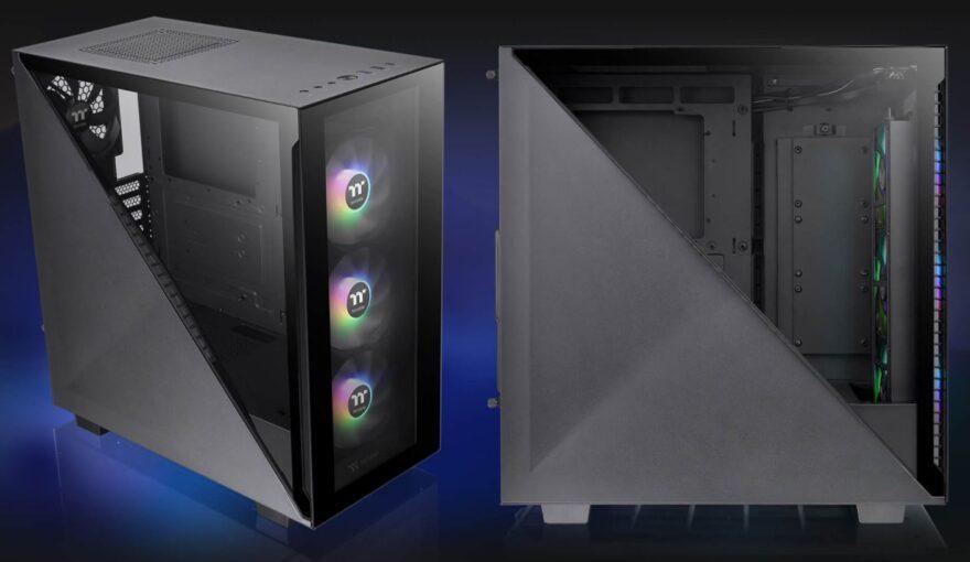 Thermaltake 300 TG Snow ARGB Case Review