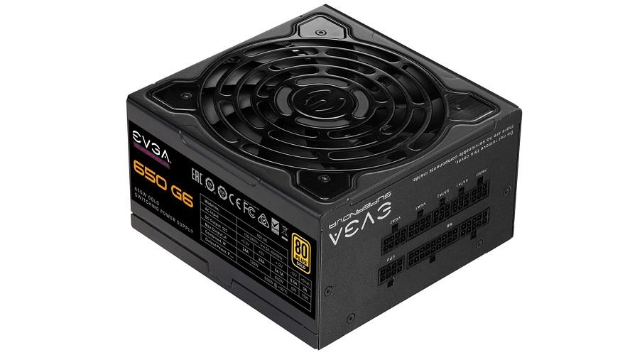 EVGA Unveils its New SuperNOVA G6 Series PSUs