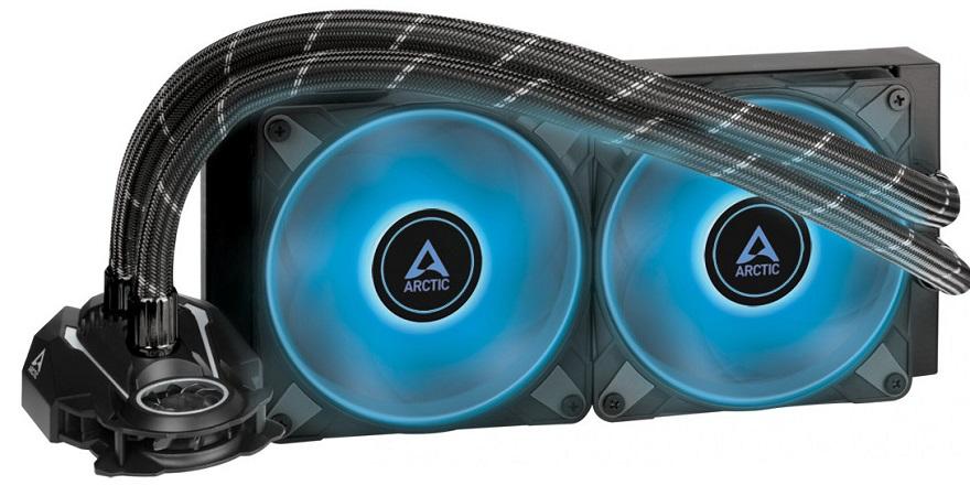 Arctic Liquid Freezer II 240 RGB & A-RGB AIO Coolers
