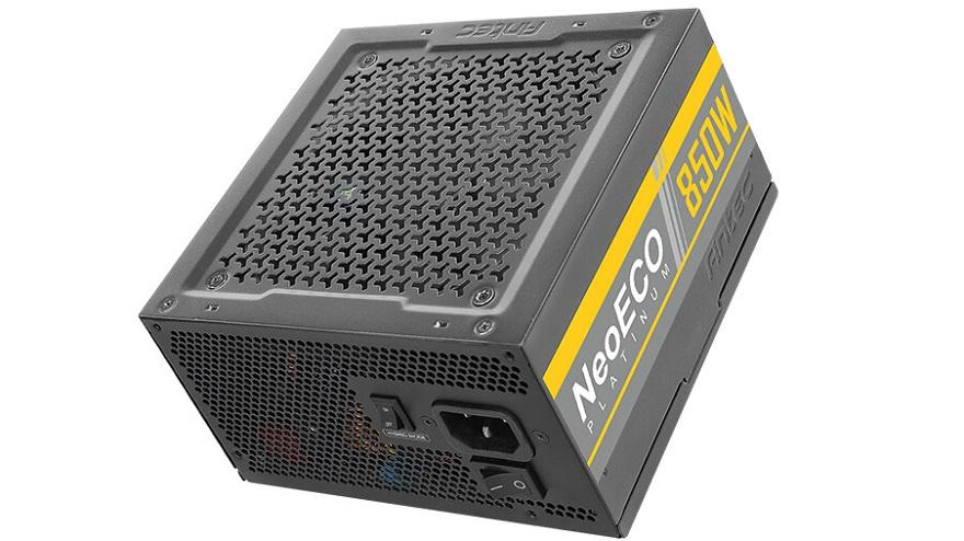 Antec New NeoECO Platinum PSU Series