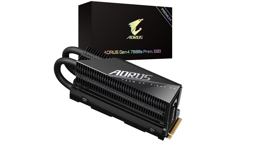 Gigabyte AORUS Gen4 7000s Prem. SSD 2TB