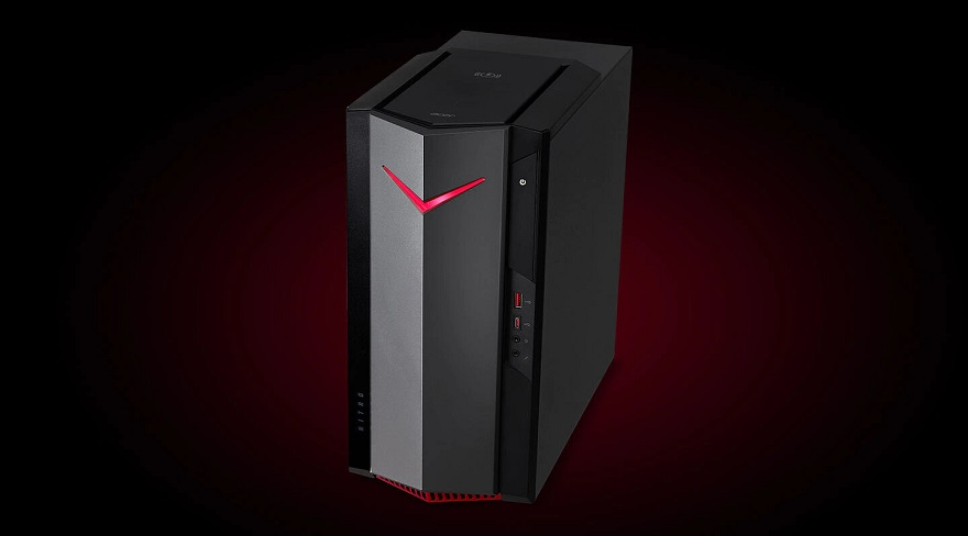 Acer Predator Orion and Nitro Gaming Desktops