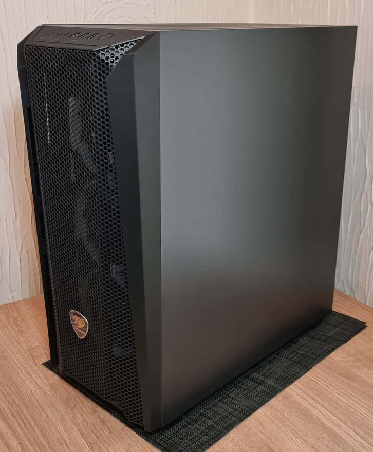 2 Cougar MX660 Mesh RGB E ATX Case Review