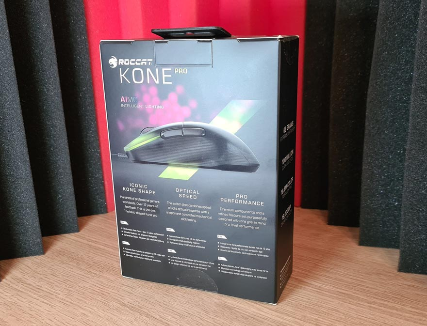 Roccat KONE Pro Gaming Mouse Review