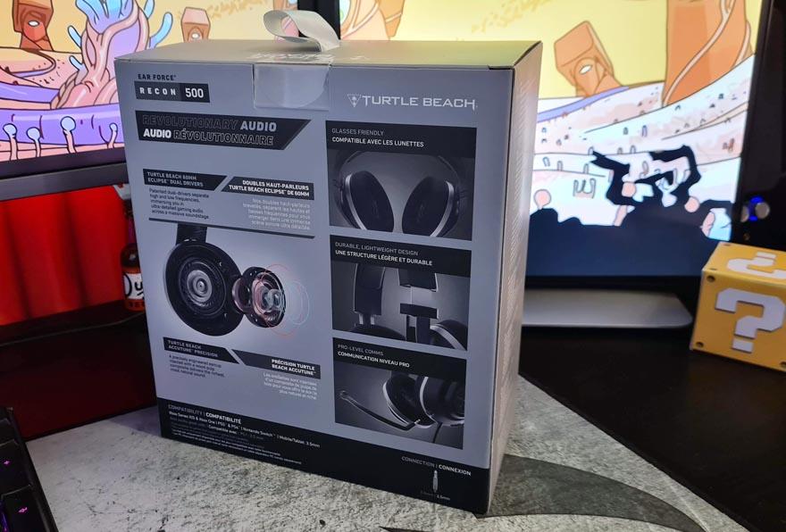 Turtle Beach Recon 500 Multiplatform Headset Review