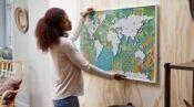 Lego World Map