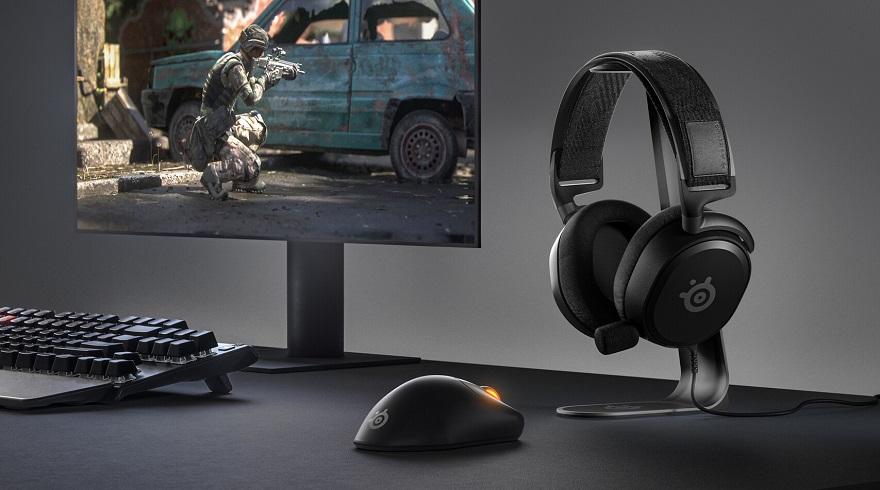 SteelSeries Prime Series Gaming Peripherals