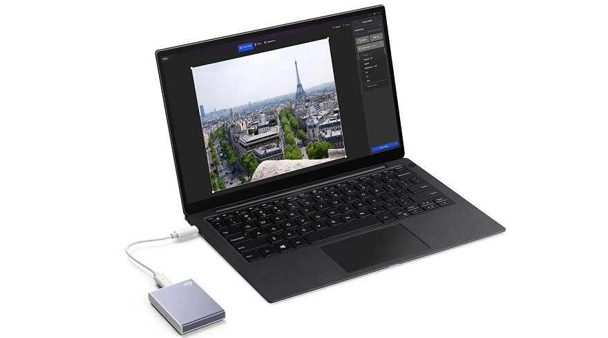 Seagate One Touch SSD